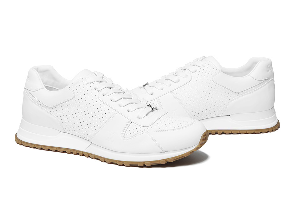 louis vuitton shoes 2017. supreme x louis vuitton run sneaker release date: june 30th, 2017 shoes