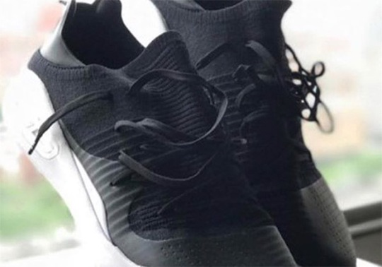 First Look At The UA Curry 4 Low