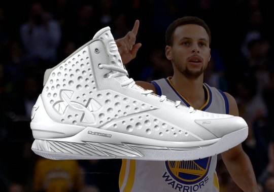 Under Armour Introduces ICON Customization Platform With Curry One And More