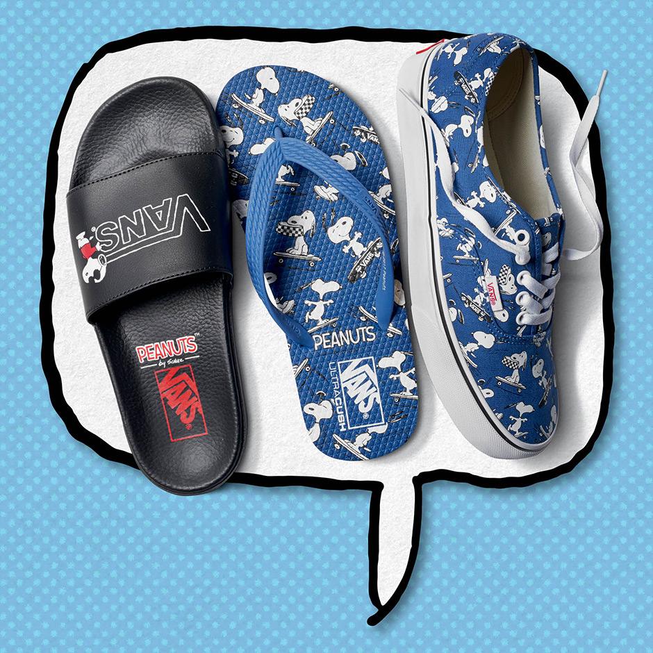07fee19f4f860e Peanuts x Vans Footwear   Apparel Capsule Collection Global Release Date   June 2nd
