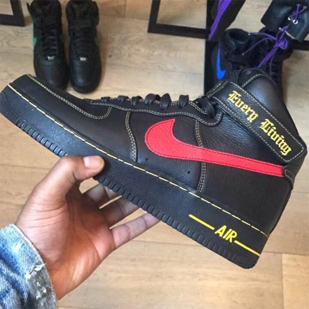 49ebd4c65e9 How To Buy VLONE x Nike Air Force 1 High | SneakerNews.com