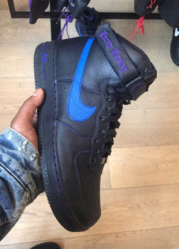 How To Buy VLONE x Nike Air Force 1 High |