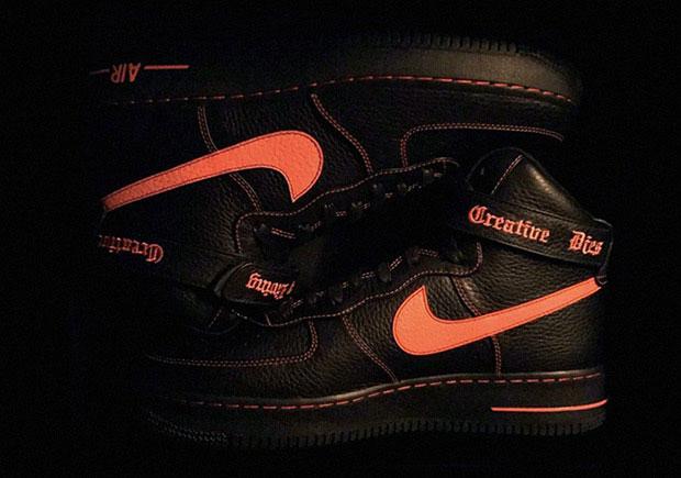 Release Nike Force High Vlone Info Air 1 zVMUqSp