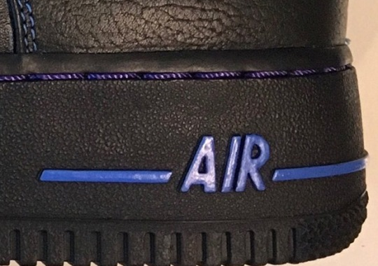 A$AP Bari Teases New VLONE x Nike Air Force 1 Collaboration For Paris Men's Fashion Week