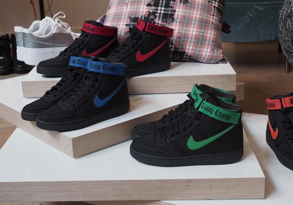 Barato Nike Nike Barato Air Force Ones Nike Vandal a13397