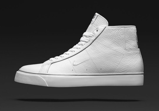 Skateboard Brand WKND Collaborates With Nike SB For Premium Blazers