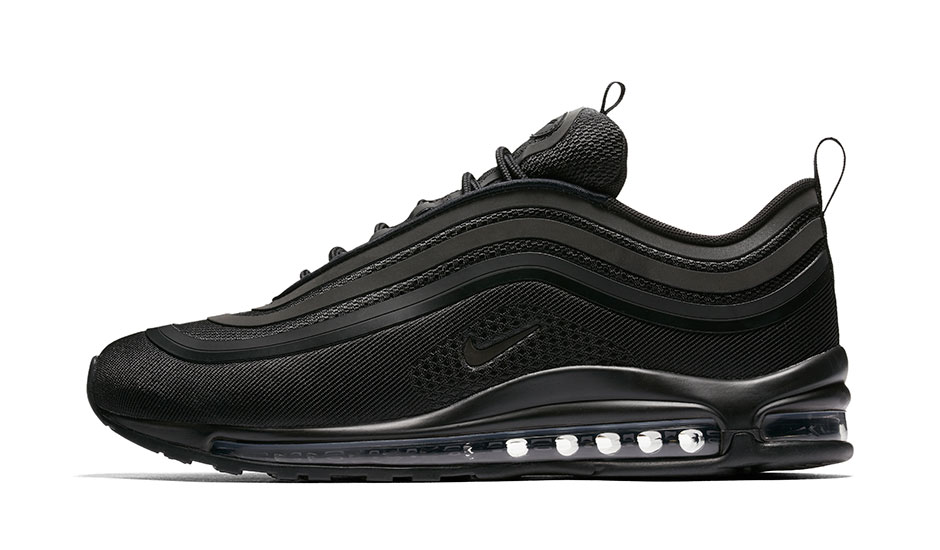 air max 97 nero gold