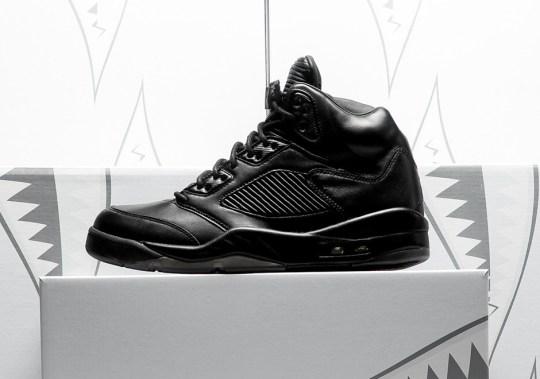 "Where To Buy The Air Jordan 5 Premium ""Flight Jacket"""