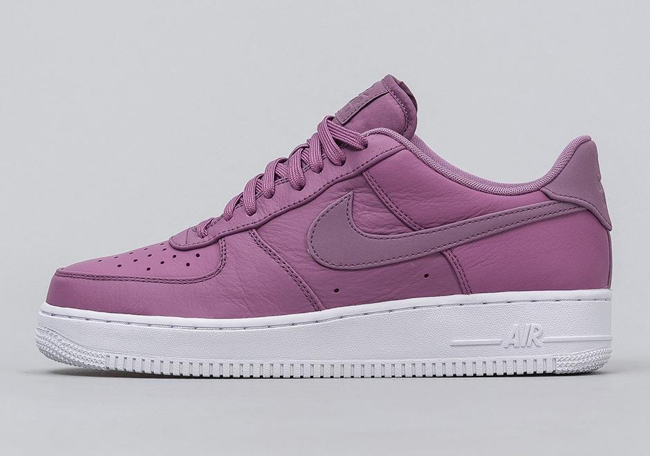 Nike Air Force 1 '07 Premium Violet Dust Violet Dust White