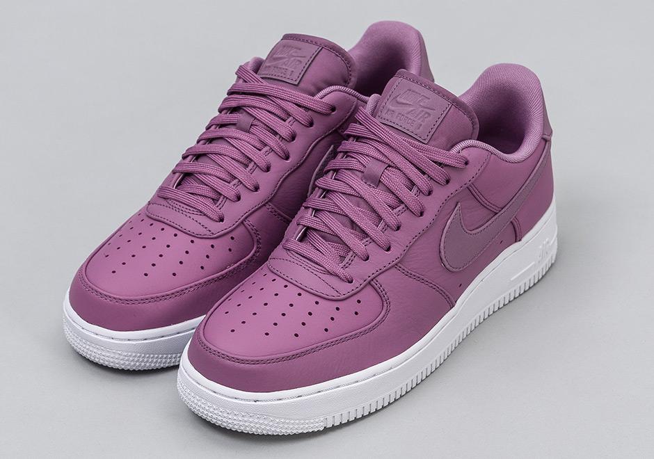 meet baded 4d6de ... Nike Air Force 1 Low PRM 130. Color Violet DustWhite Style Code 905345-  501 ...