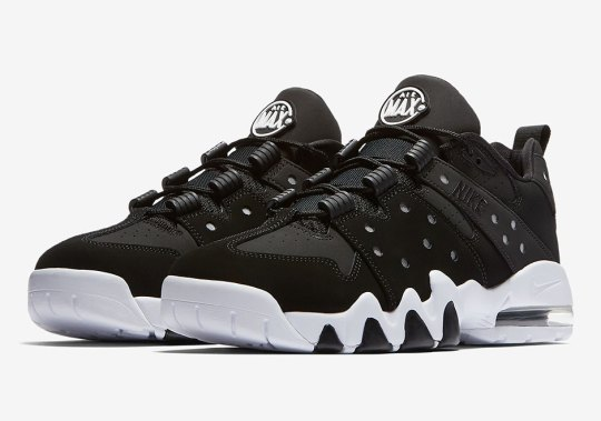 Nike Air Max2 CB '94 Low Coming Soon In Black/White