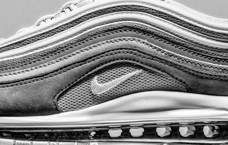 ca5fe28b7b0d Nike Air Max 97 Premium Pink and Grey Suede 312834-200