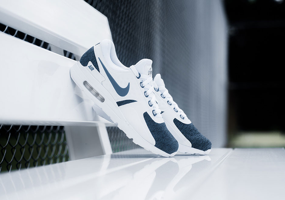 e33984ca09 good nike air max zero essential 0 blue navy men running shoes sneakers 876070  400 a9c68 e78f3; cheap a bit quiet within the air max family since the air  ...