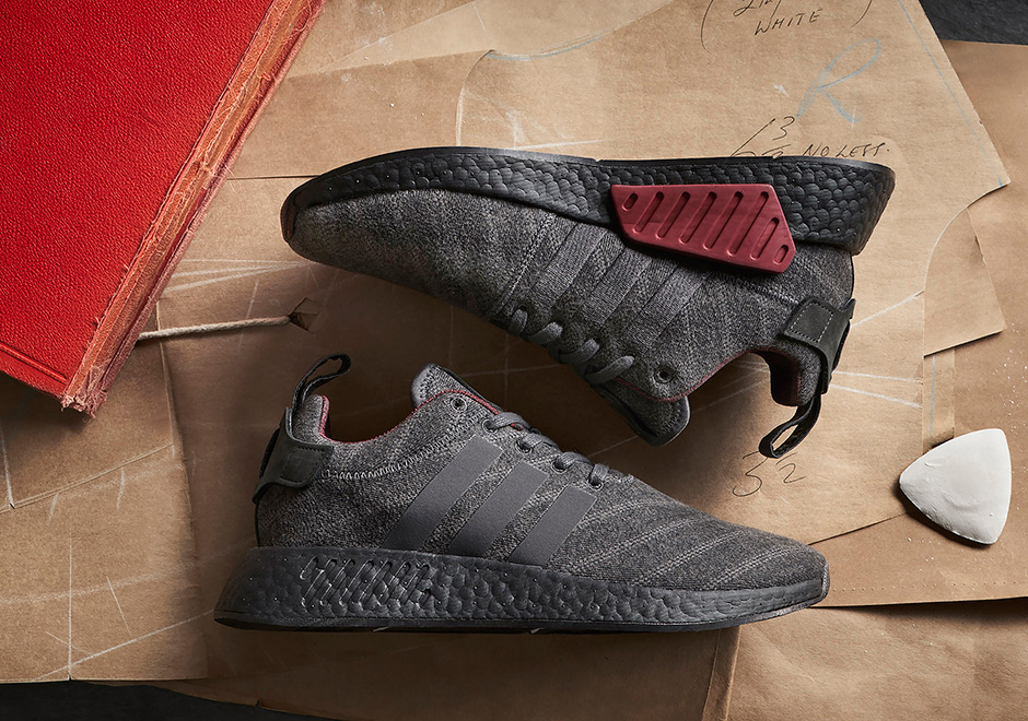 fa7556d235a size  x Henry Poole x adidas NMD R2 Release Date  August 4th