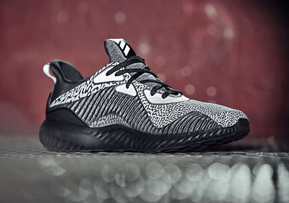 7fb28f141a4ac adidas AlphaBounce Reflective Pack Release Date  July 28th