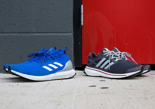 """Full Release Details For The adidas CONSORTIUM Boost """"Run Thru Time"""" Pack"""