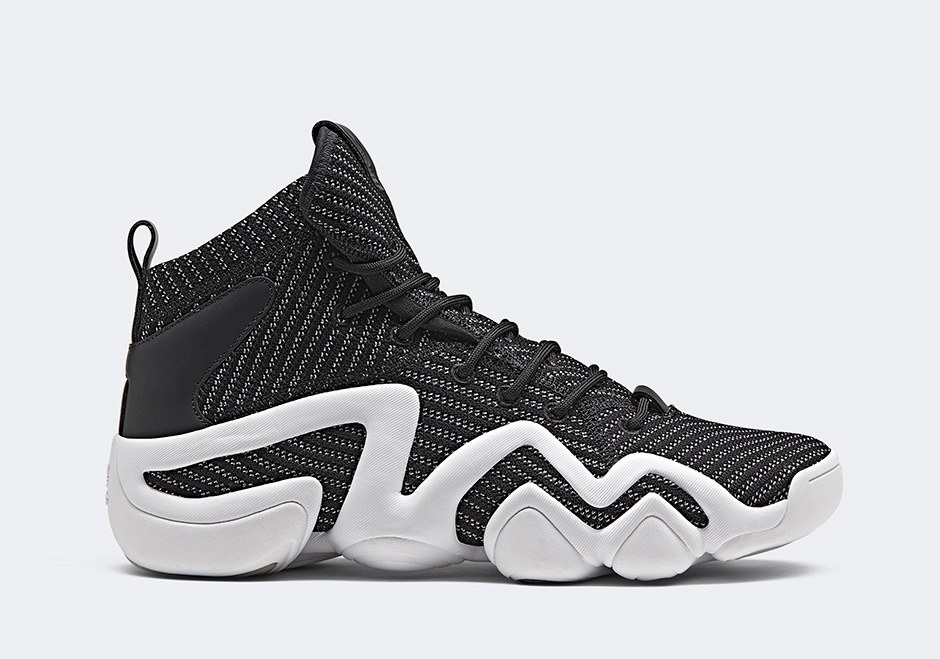 adidas Crazy 8 ADV Primeknit Black Release Date BY4423  236a38009