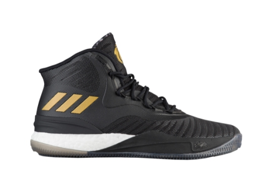 adidas To Continue Derrick Rose's Signature Shoe Line With The D Rose 8, Releasing In October