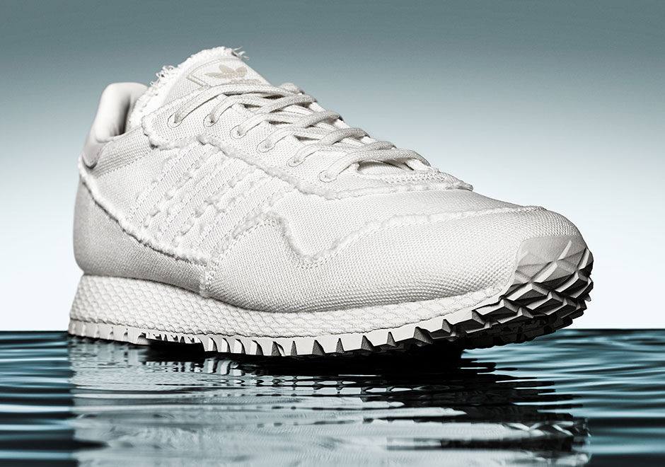 Daniel Arsham adidas Confirmed App New York White Denim ...