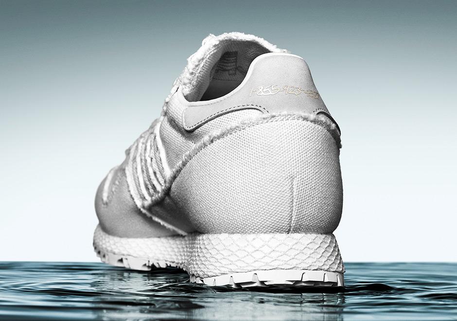 factory price 89c6c e45d1 Daniel Arsham x adidas Originals New York Release Date  July 20th, 2017   180. Color  Chalk White. Advertisement. show comments