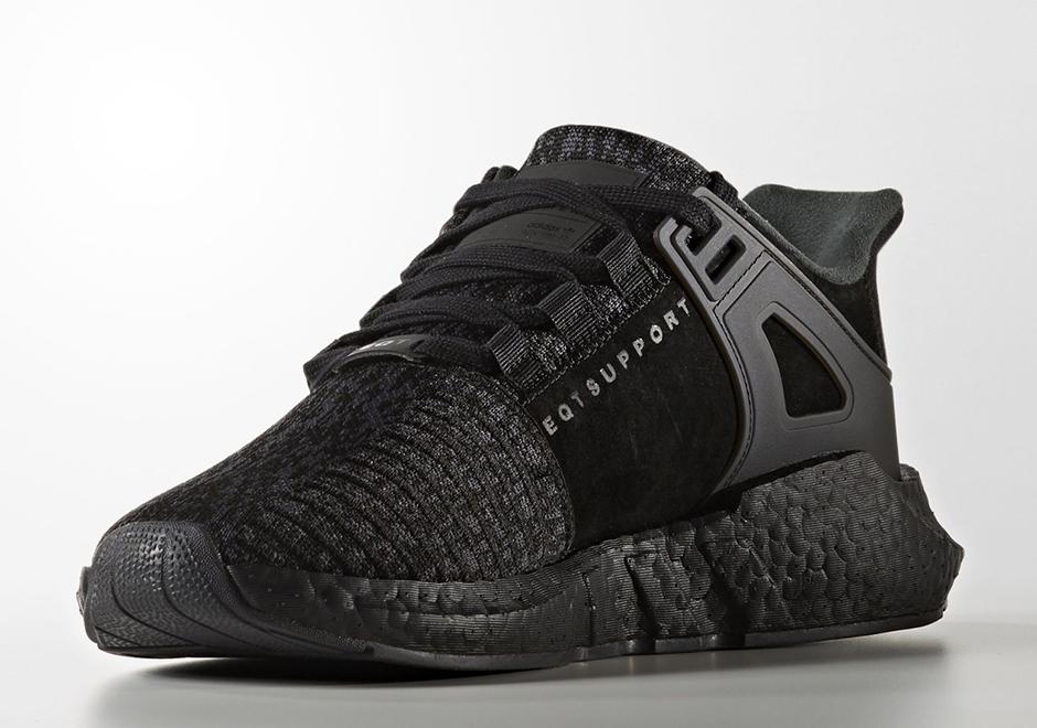 adidas eqt black black