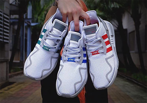 adidas Originals Unveils The EQT Cushion ADV