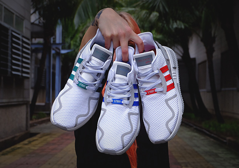 462d7e5906f2 adidas continues to revamp some of their most respected running models from  the past with new technologies to shed a light on how they can repurpose  iconic ...