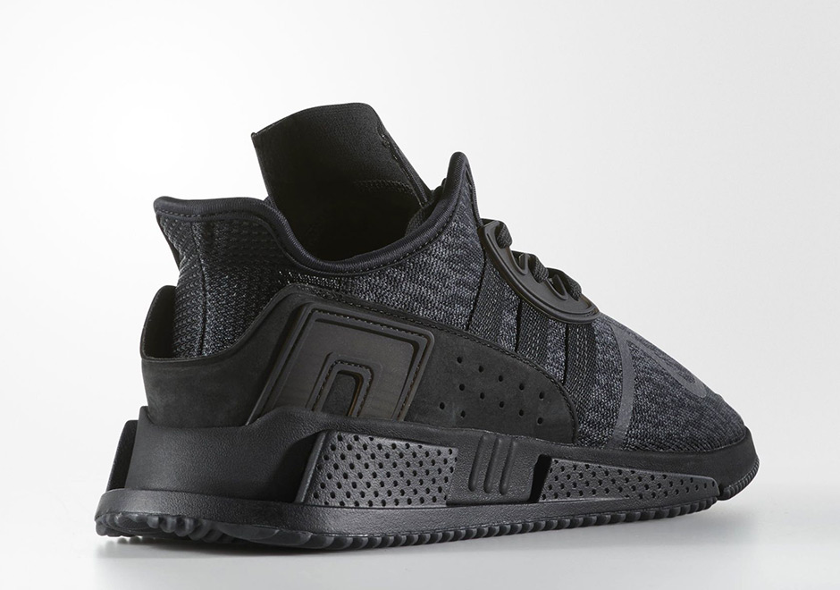 "4a216082c2f364 adidas EQT Cushion ADV ""Triple Black"" Release Date  November 29th"
