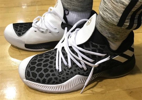 James Harden Has A New adidas Signature Shoe Releasing First In China