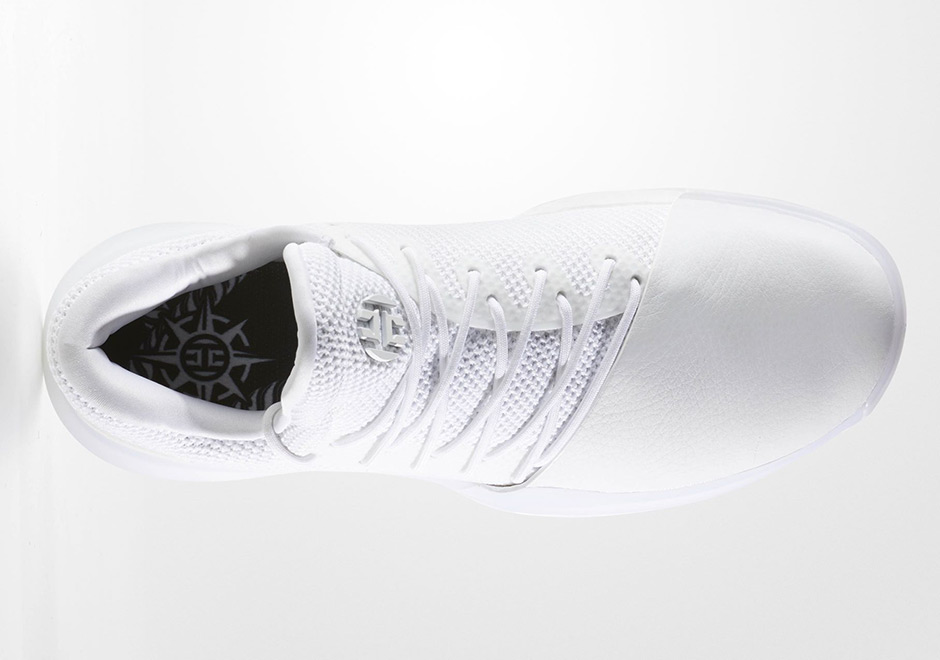 James Adidas Induriscono Il Volume 1 Bianco MFtGpatR
