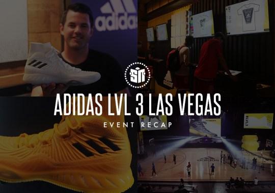 adidas Basketball Showcases Bright Future at LVL 3 Las Vegas
