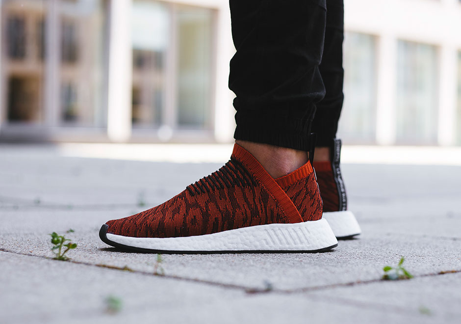 7ba9bb084ed2 Color Harvest RedCore Black adidas NMD CS2 Release Date July 13th