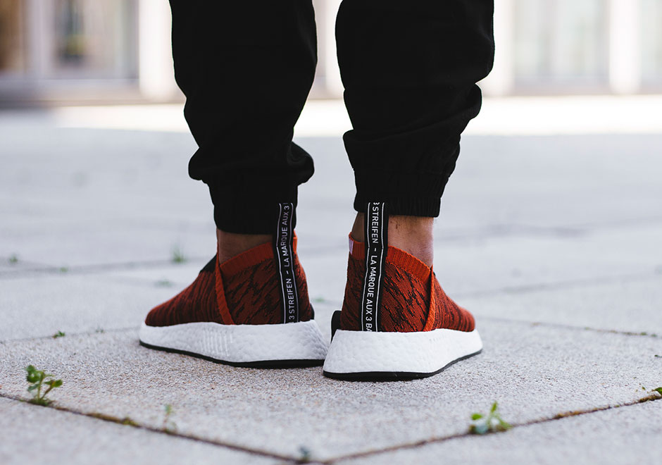 adidas NMD CS2 Harvest Rouge BY9406