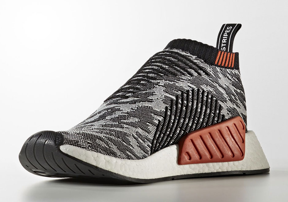 new concept 5e84c 97eec adidas NMD CS2 Black White Red BZ0515 | SneakerNews.com