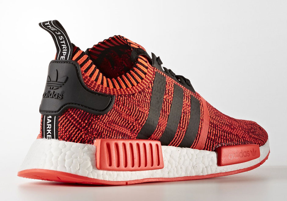best loved e2680 2879e adidas NMD R1 Primeknit Red Apple 2.0 And More Colorways ...