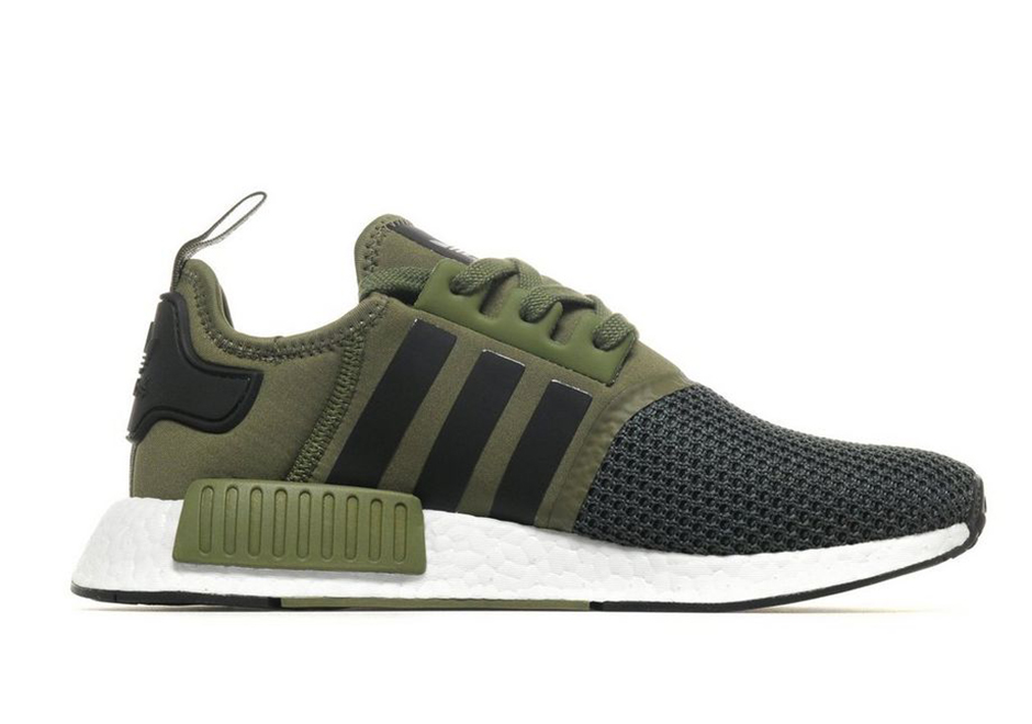 91c3e51fb New Adidas Nmd R1 Pk Ai Camo Olive Exclusive 1900 Us Size 8 (cq1864) ...
