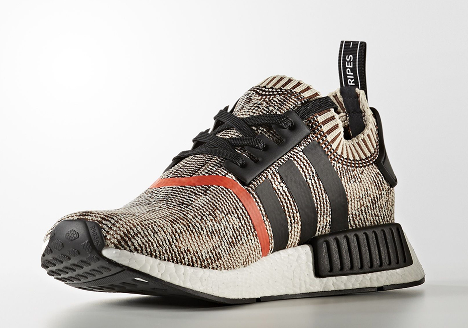adidas NMD R1 Primeknit Red Apple 2.0 And More Colorways ... bcca7425f