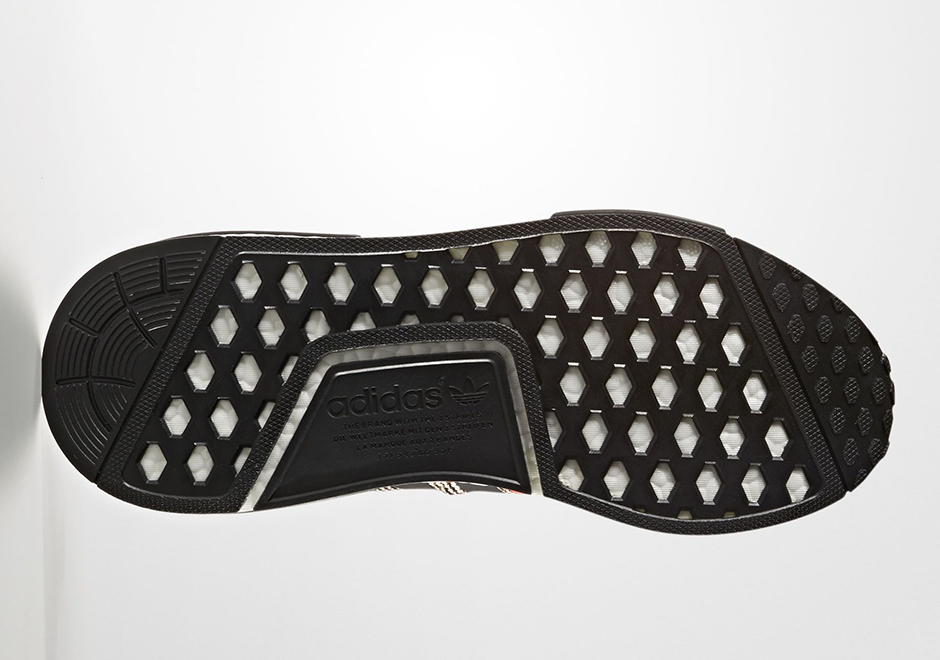 Adidas Nmd R1 Rødt Eple 2,0