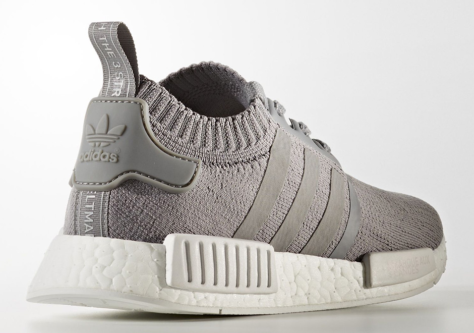 Adidas NMD R1 Primeknit Zebra Shoes for sale in Seremban, Negeri