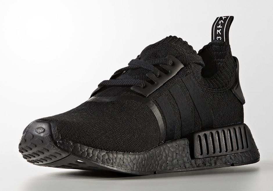 "1dbfdcc219f0 adidas NMD R1 PK ""Triple Black"" Release Date  August 11th"