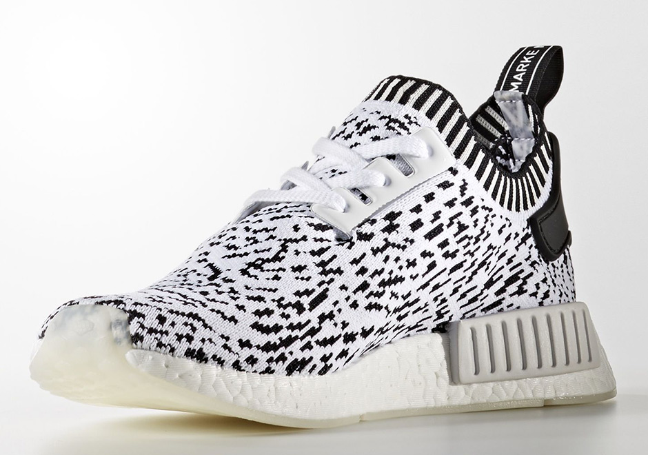 adidas NMD R1 Zebra Pack Release Date BY3013 + BZ0219