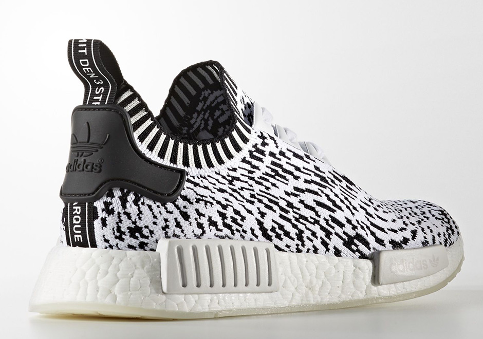 be6dea8ec adidas NMD R1 Zebra Pack Release Date BY3013 + BZ0219