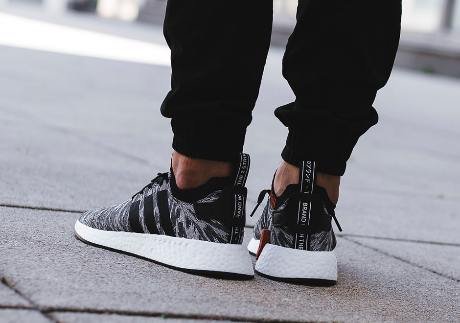 online store 83cd7 f39d7 adidas NMD R2 Harvest Release Date and On-Feet Images  Sneak