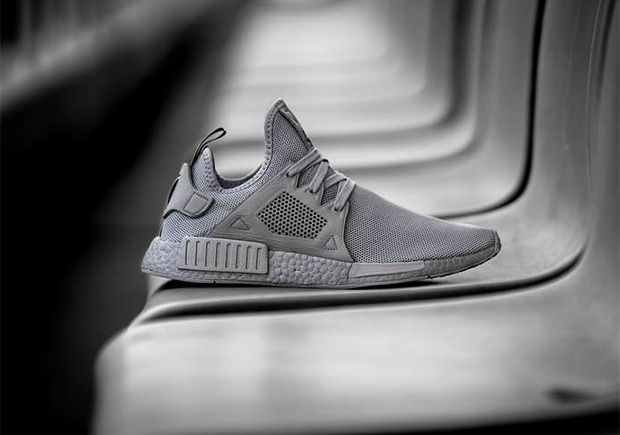 "742b07ca5 adidas NMD XR1 ""Triple Grey"" Release Date  August 31st"