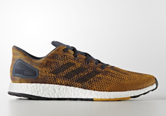 "adidas Pure Boost DPR ""Tactile Yellow"" Coming Soon"