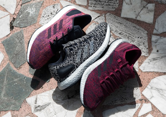 adidas To Release Three Pure BOOST Colorways Tomorrow