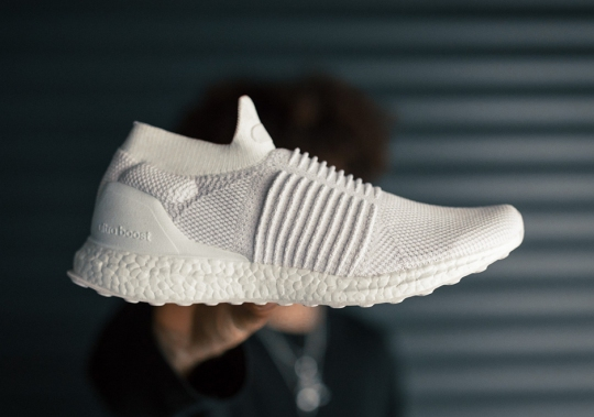 The adidas Ultra Boost Laceless Releases This August In Europe, September In U.S.