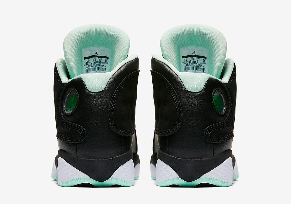 newest c808e 7e01a Air Jordan 13 Mint Foam Release Date 439358-015   SneakerNews.com
