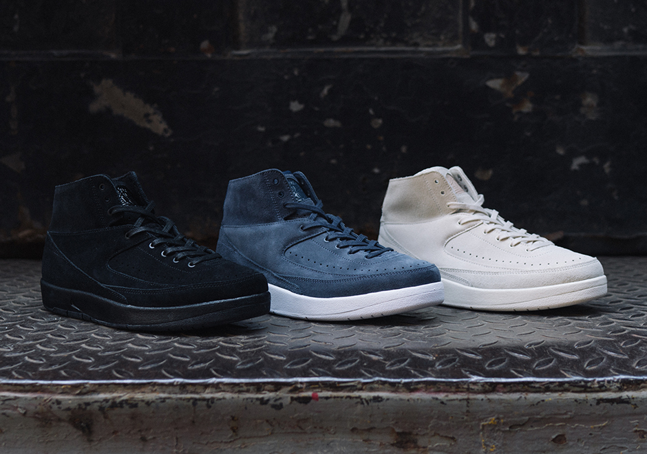 1bbd412513a Air Jordan 2 Decon Tonal Colorways Release Date | SneakerNews.com