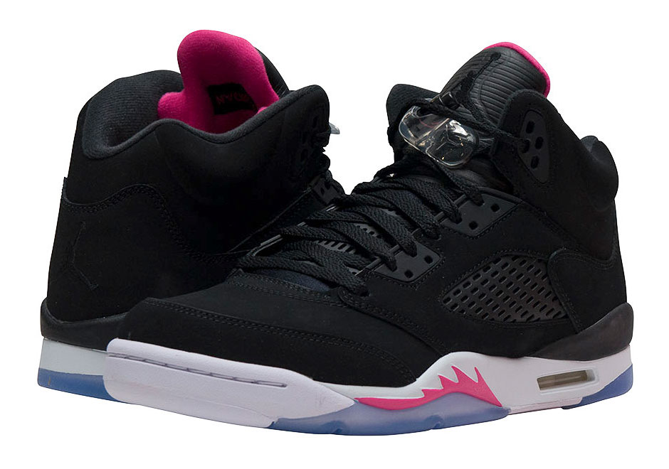 "8ce0151e028f Air Jordan 5 GG ""Deadly Pink"" Release Date  August 5th"